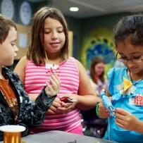 Makerspace Urbana meets a Children's Maker Summer Camp