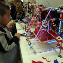 Here's to the Third Annual Urbana-Champaign Mini Maker Faire!
