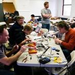 Mitch Altman – Variety of Cool Kits Workshop